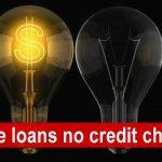 No Credit Check Loans- Top Landing Platforms